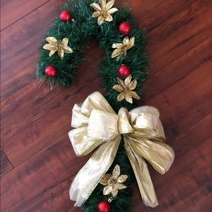 Other - Candy Cane wreath